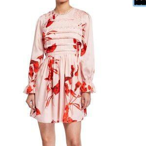 Ted baker beautiful Malaani floral dress
